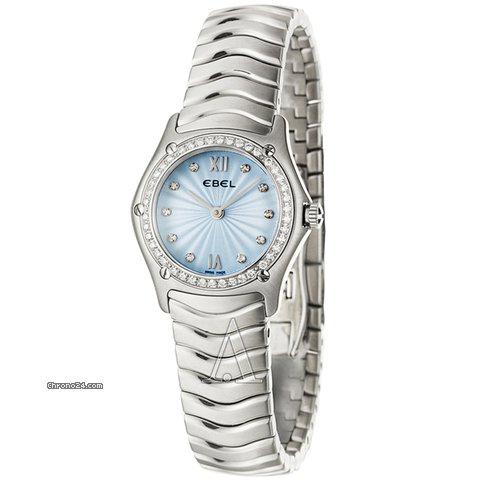 Ebel Women&amp;#39;s Classic Wave Watch