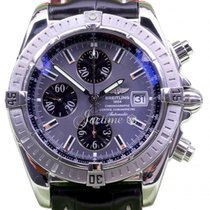 Breitling Chronomat Evolution A13356 Chronograph Stainless...
