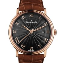 Blancpain [NEW][SPECIAL] Villeret Ultra Slim Automatic 40mm