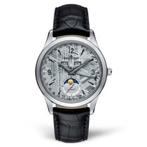 Jaeger-LeCoultre [NEW] Q1558421 Master Control Meteorite Dial...