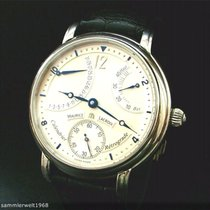 Maurice Lacroix MASTERPIECE KALENDER RETROGRADE MP7068 LUXUS...