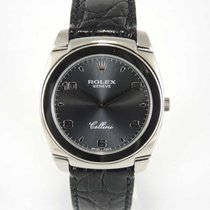 Rolex Cellini gunmetal 5330/9 with papers