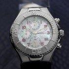 Technomarine Sport Chronograph Mens Quartz Watch Mother Of...