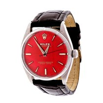Rolex Steel Wristwatch