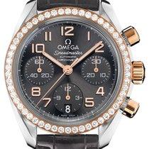 Omega Speedmaster Lady Chronograph 38mm 324.28.38.40.06.001