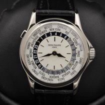 Patek Philippe - World Time - 5110G - White Gold - Complete...