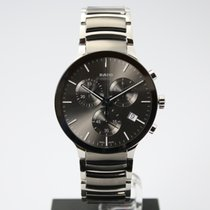 Rado Centrix Chronograph Stahl Keramik