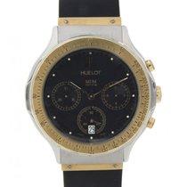 Hublot Classic 1620-2 Steel, Yellow Gold, 37mm