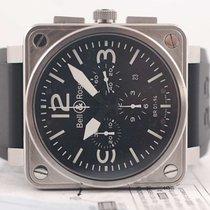 Bell & Ross Aviator Chronograph BR01-94
