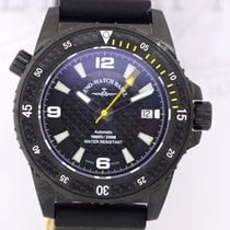 Zeno-Watch Basel Proffessional Diver 2 Bänder Automatic Carbon...