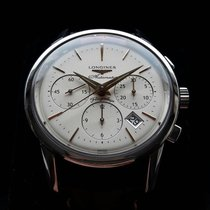 Longines Flagship Heritage Chronograph - Men's - 2012