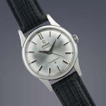 Omega Constellation watch stainless steel automatic