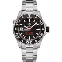 TAG Heuer Aquaracer  Black Dial Mens WATCH WAJ2118.BA0870