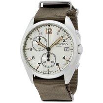 Hamilton Pilot Pioneer Chronograph Mens Watch H76552955