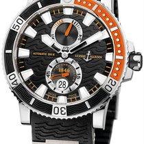 Ulysse Nardin Maxi Marine Diver NEU mit B & P