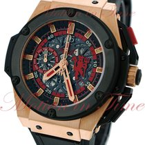 "Hublot Big Bang King Power ""Red Devil"" Manchester..."