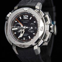 Clerc HYDROSCAPH CHY-157 L.E. CENTR. CHRONOGRAPH NEW IN SEAL
