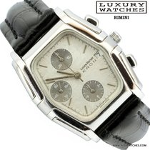 Lucien Rochat DEPOSE CHRONOGRAPH STEEL SILVER LIMITED EDITION