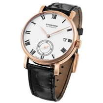 Chopard Classic Manufacture White Dial 18K Rose Gold Automatic...