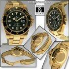 Rolex Submariner-Oro