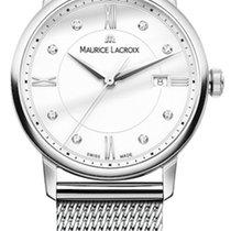 Maurice Lacroix Eliros Date Damenuhr EL1094-SS002-150-2