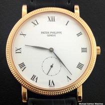 Patek Philippe Ref# 3919 Rose Gold, Calatrava