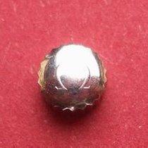 Omega Krone in Stahl, Ø 5,60mm, Höhe 3,85mm, Gewinde 1,2mm,...