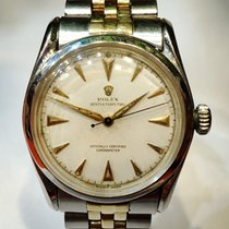 Rolex 6090 Bombay 2 Tone Oyster Perpetual