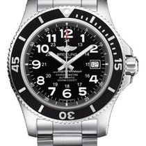 Breitling Superocean II Men's Watch A17392D7/BD68-162A