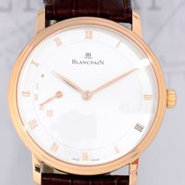 Blancpain Villeret Automatic Ultra Slim Cal 4053 Gold 40mm...