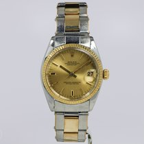 Rolex Two Tone Mid Size Datejust 31mm