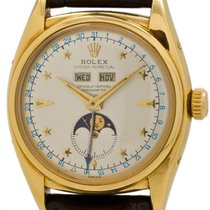 "Rolex Oyster Moonphase Star Dial ""Stelline"""