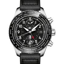 IWC Schaffhausen IW395001 Pilot's Watch Timezoner Chronogr...