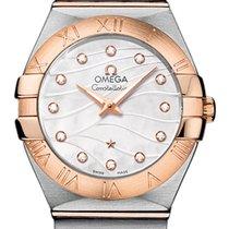 Omega Constellation Quarz