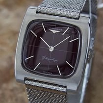 Longines Flagship 1970 Swiss Made Stainless Steel Unisex...