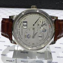 A. Lange & Söhne Lange 1 Time Zone Platinum - 116.025