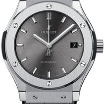 Hublot Classic Fusion 45mm Automatic Racing Grey