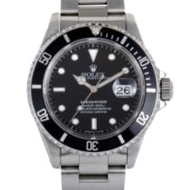 Rolex Oyster Perpetual Submariner Date Watch 16610