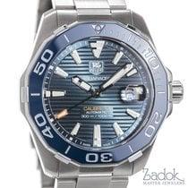 TAG Heuer Aquaracer 300K Ceramic Automatic Dive Watch WAY211C...