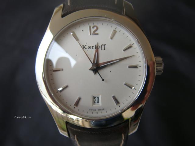 Korloff Classique Date