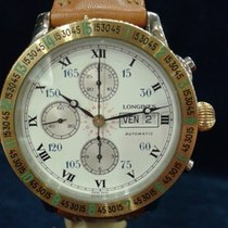 Longines Lindbergh Hour Angle Chronograf