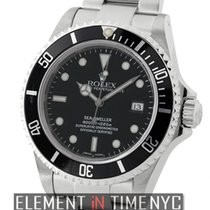 Rolex Sea-Dweller Stainless Steel 40mm Y Serial 2003 Ref. 16600