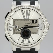 Ulysse Nardin Executive Dual Time 43mm Diamond