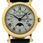 Patek Philippe 18k Yellow Gold Perpetual Calendar, Ref: 5059