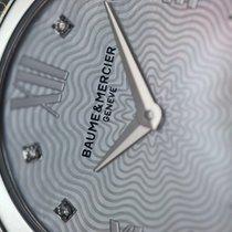 Baume & Mercier Promesse Steel Women Watch Mother-of-pearl...