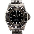 Rolex Submariner Plastic Crystal Mens Circa 1969 Ref. 5512