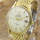Omega Constellation Pie Pan Dial Cal.564 Gold Capped Watch...
