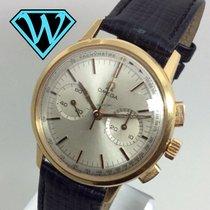 Omega Chronograph Vintage gold Cal.320