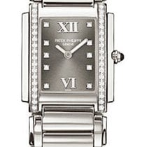 Patek Philippe Twenty-4 Medium Stainless Steel 4910/10A-010