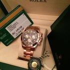 Rolex daytona oro rosa 116505